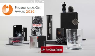 Auszeichnungen: Promotional Gift Award