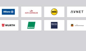 Referenzen: Unsere Kunden