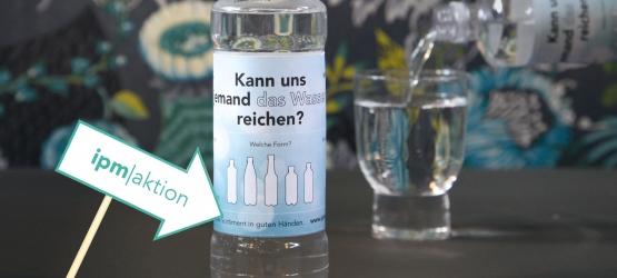 ipm|aktion: Natürliches Mineralwasser