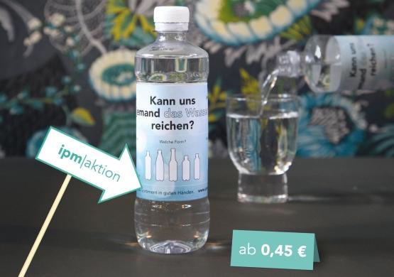 Individuelles Mineralwasser für Ihre Kunden.