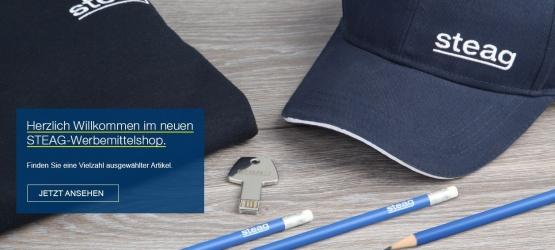 NEUKUNDE: Werbeartikel Full Service für STEAG