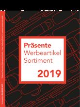 Präsente Werbeartikel Sortiment 2019