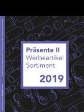 Präsente II Werbeartikel Sortiment 2019