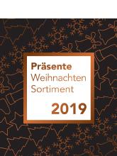 Präsente Weihnachten Sortiment 2019
