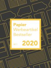 Papier Werbeartikel Bestseller 2020