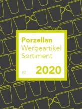 Porzellan Werbeartikel Sortiment 2020