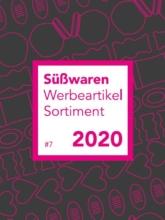 Süsswaren Werbeartikel Sortiment 2020