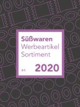 Süßwaren Werbeartikel Sortiment 2020